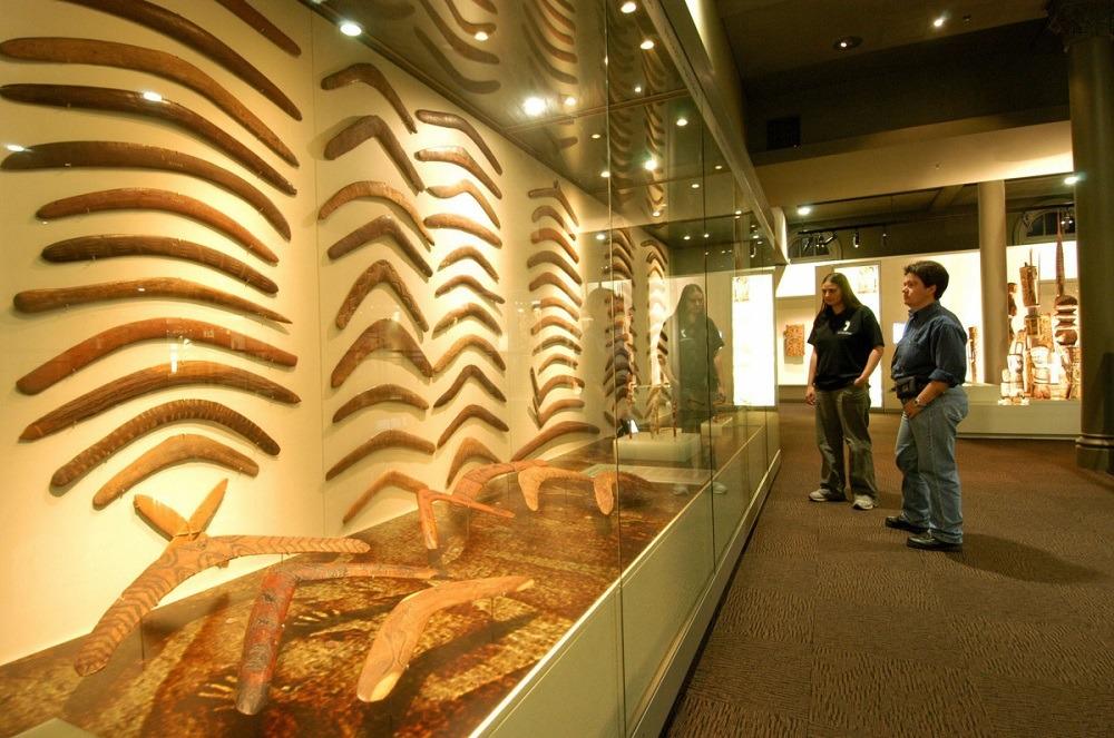 центр по изучению культуры аборигенов