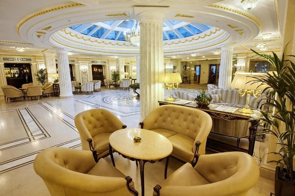 Отель в Эрмитаже