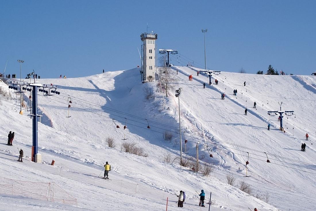 Яхрома сноуборд