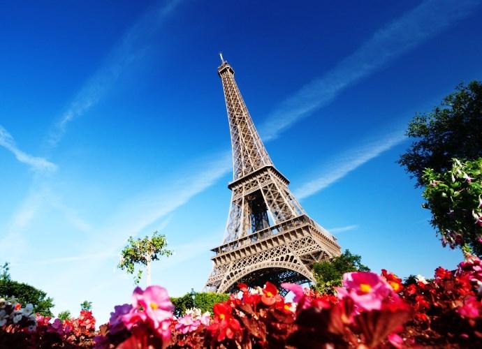 Европа во всей красе церковь Мадлен в Париже 3