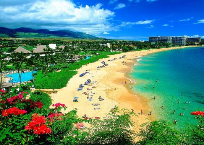 Экзотические острова мира которые стоит посетить 5