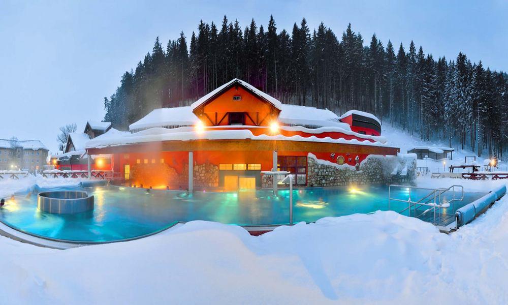Горнолыжный отдых в Словакии