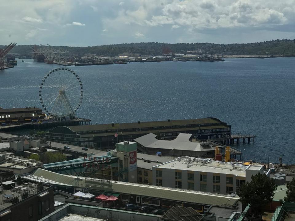Томпсон Сиэтл: роскошь и удобство в центре города
