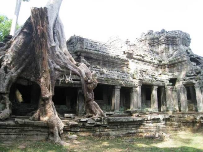 Загадочные и мистические храмы Камбоджи