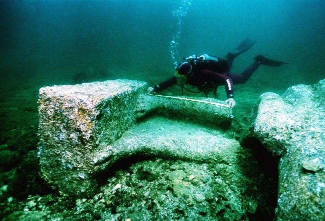 Гераклион еще одна загадка Древнего Египта 2