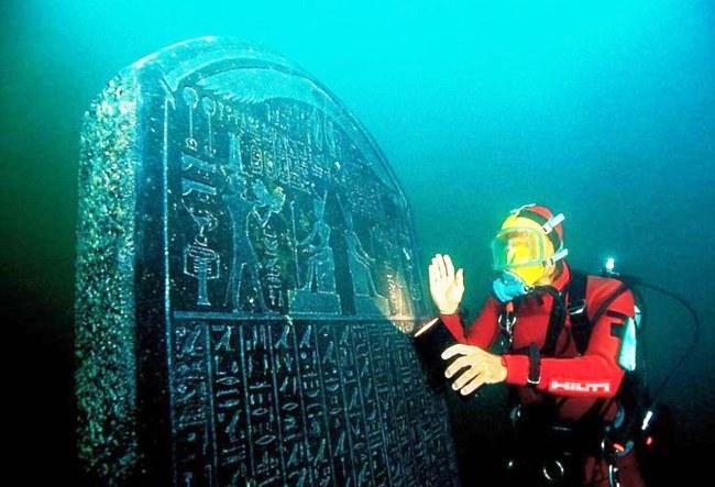 Гераклион еще одна загадка Древнего Египта 3