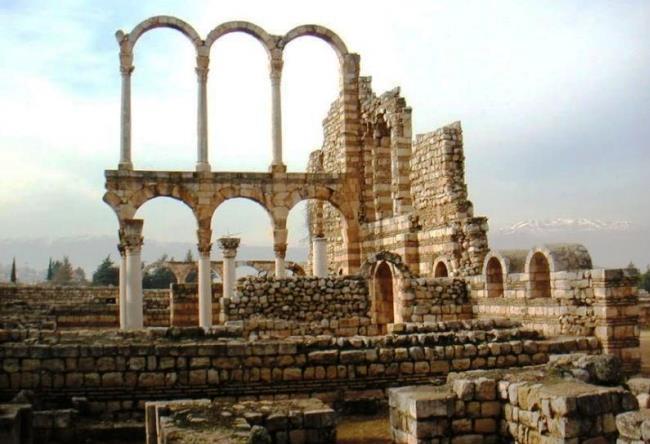 Туристическая жемчужина Ливана  город Сидон 3