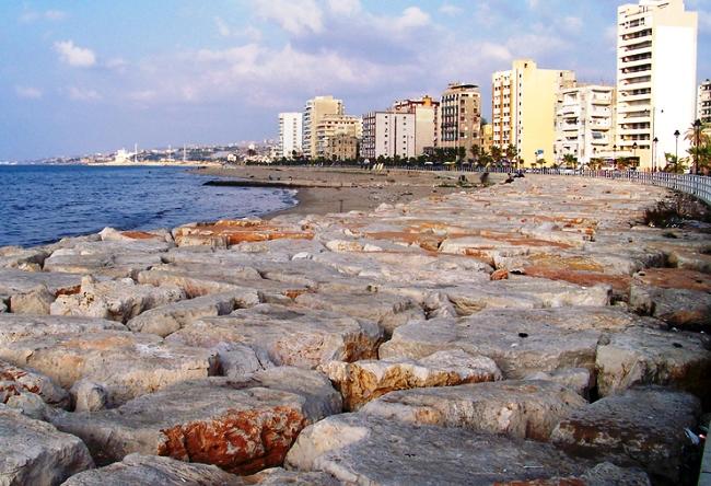 Туристическая жемчужина Ливана  город Сидон 4
