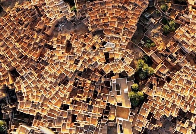 Ливийский город-оазис Гадамес 2 1533.аф