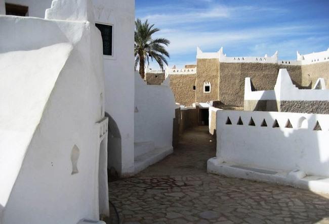Ливийский город-оазис Гадамес 4 1533.аф