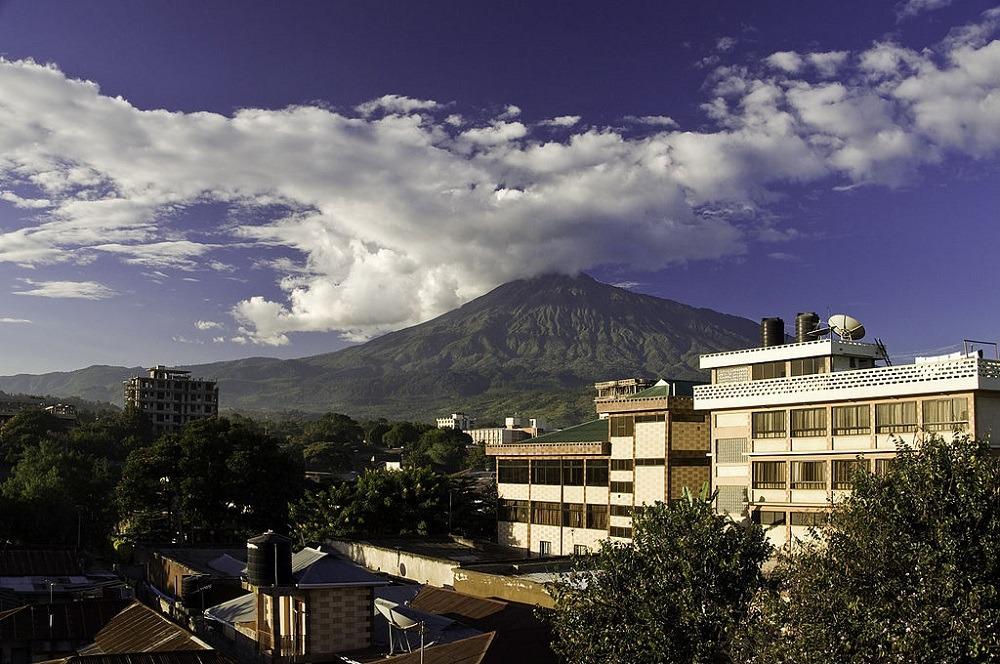 Аруша, Танзания