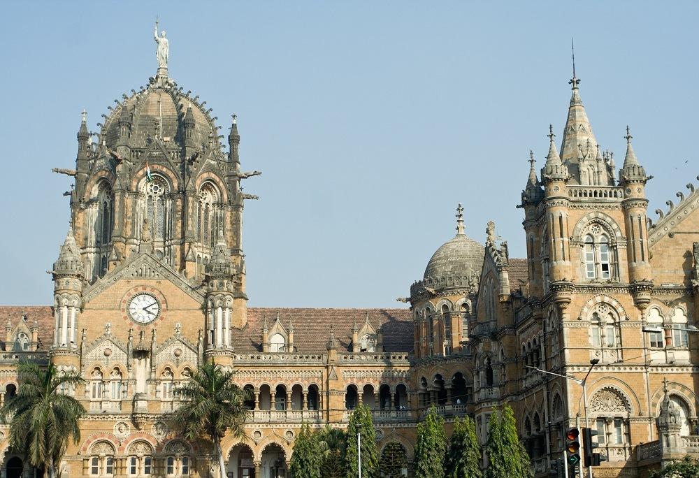 Готичный Мумбай
