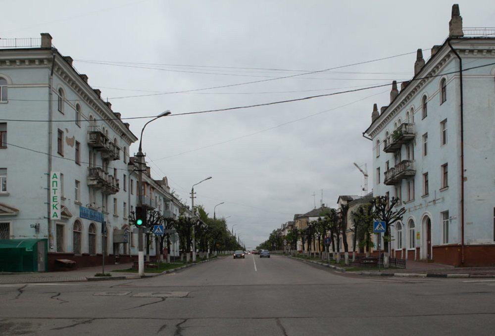 Улицы Серпухова