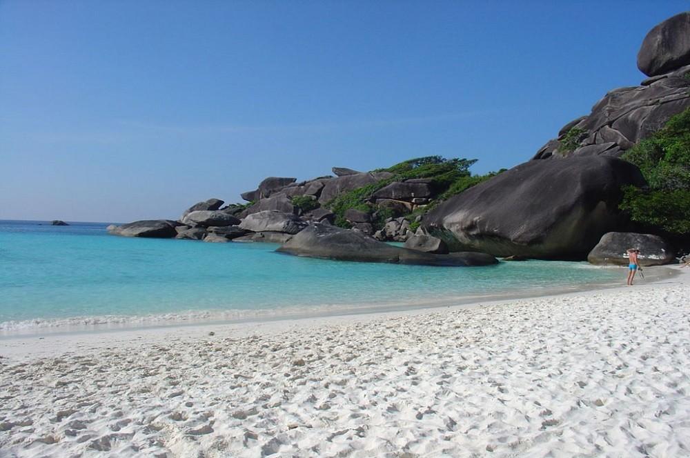 Силиманские острова, Таиланд