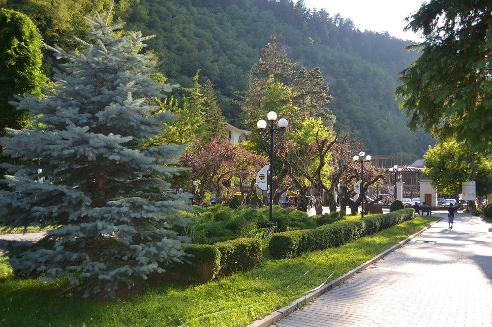 Улицы Бакуриани