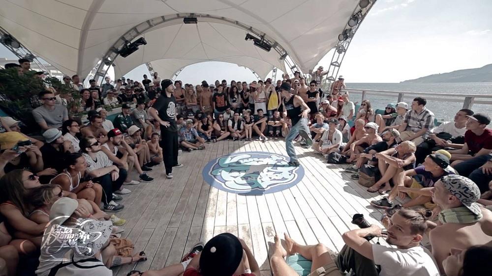 Фестиваль танцев YaltaSummerJam пройдет в Ялте