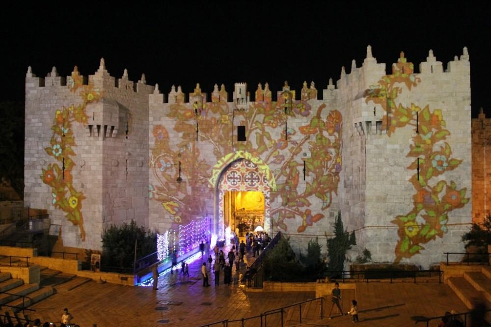 Инсталляция Иерусалим