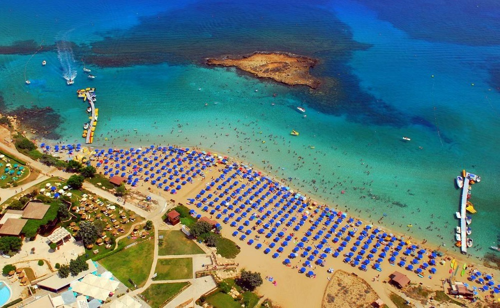 Кипрский пляж