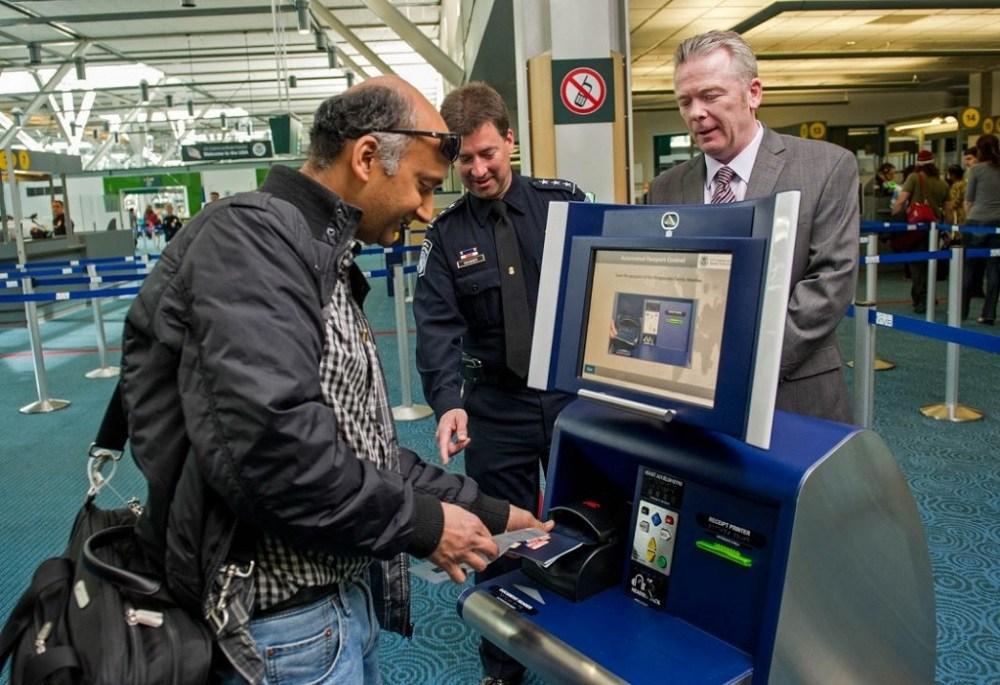 Аэропорты США оборудуют новой системой