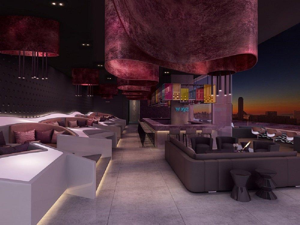Шикарный отель в Дубае
