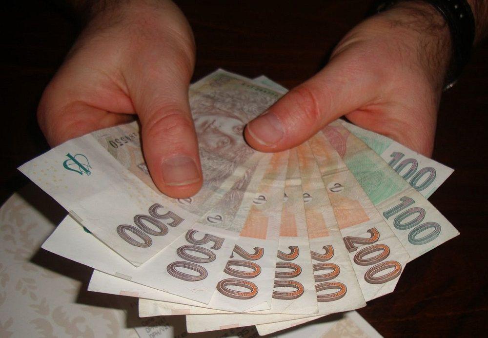 Обмен валюты в Чехии