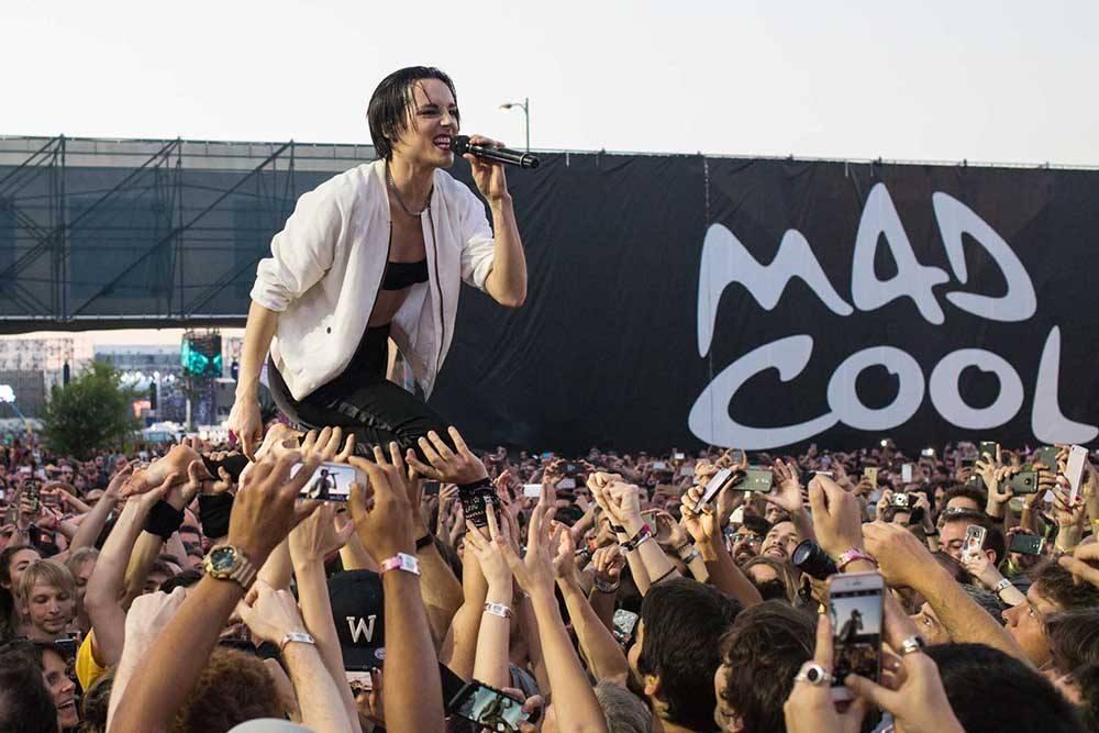 Фестиваль Mad Cool