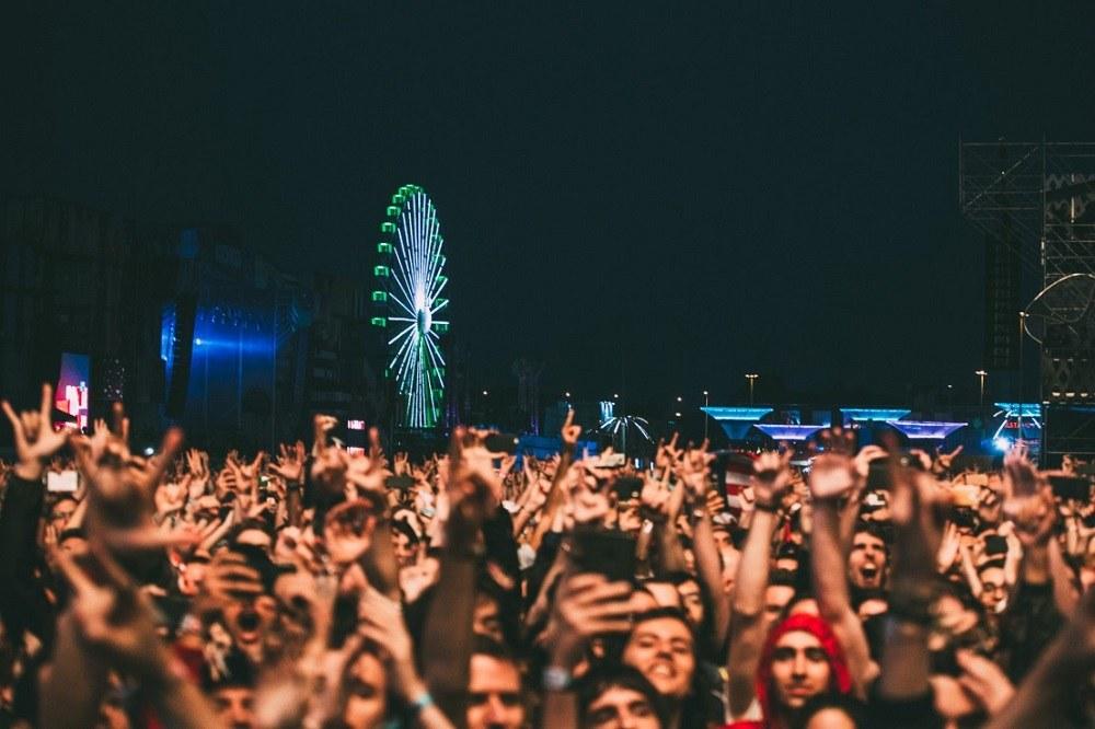Музыкальная анархия воцарится под Мадридом