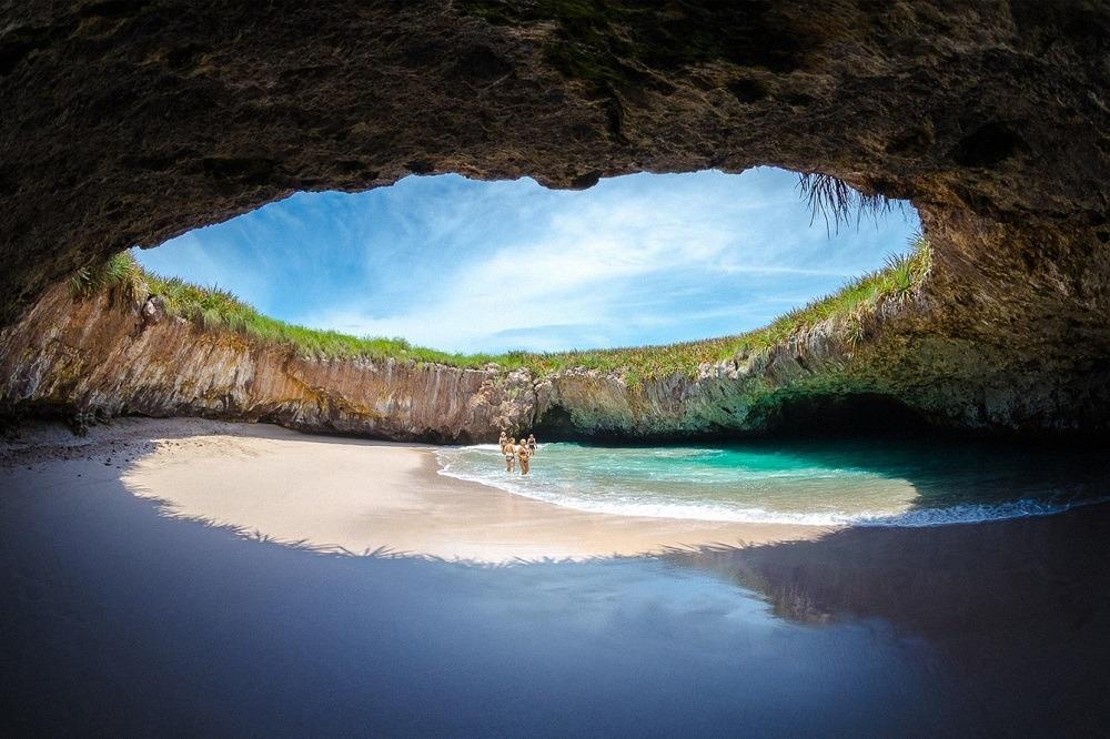 Удивительные места Мексики