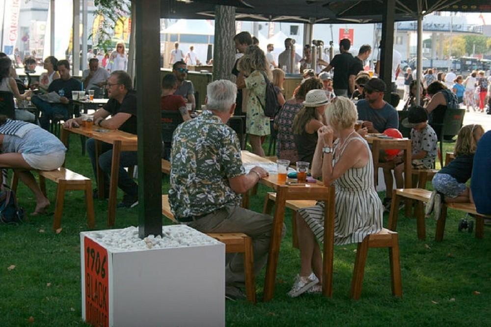 Гастрономический фестиваль в Виго