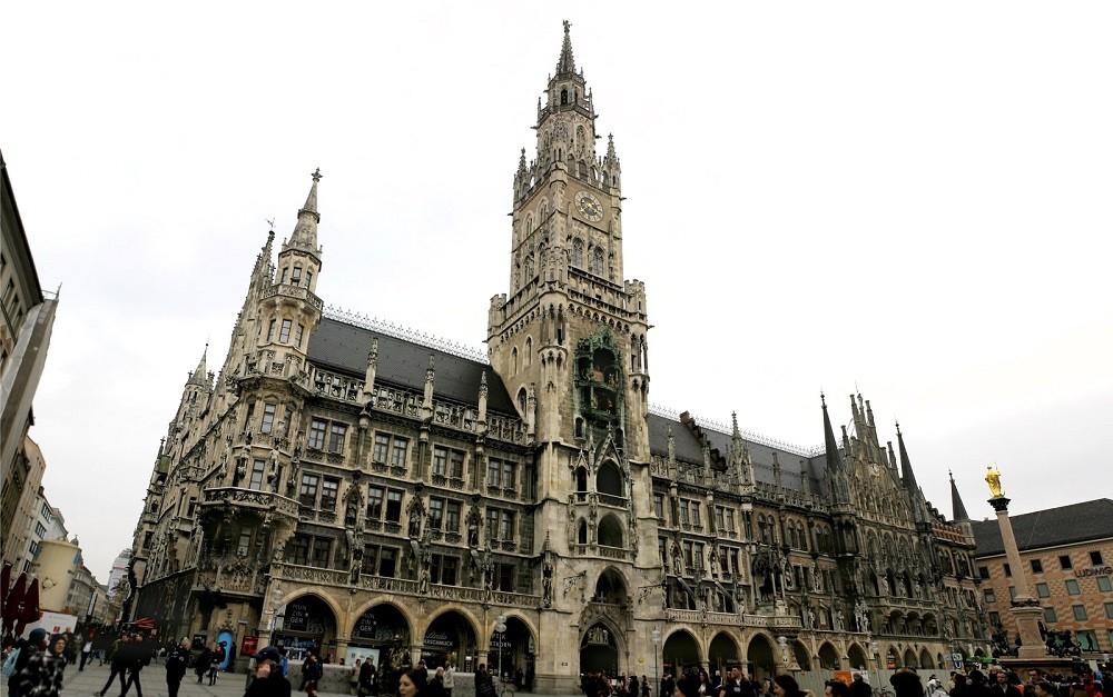 5 мест Мюнхена, который нужно обязательно посетить