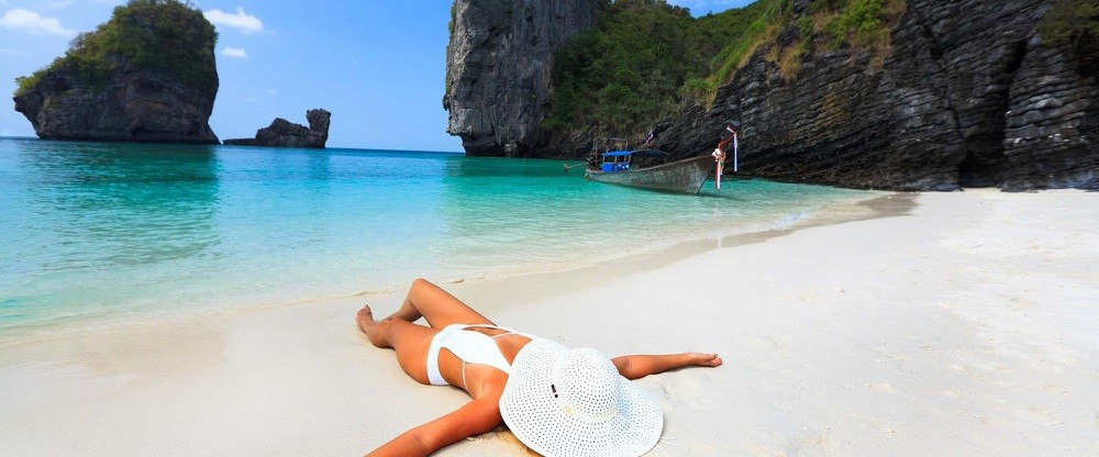 Пляж Пхи-Пхи закрыт