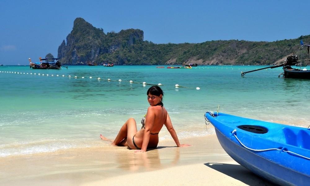 Пляж Пхи-Пхи