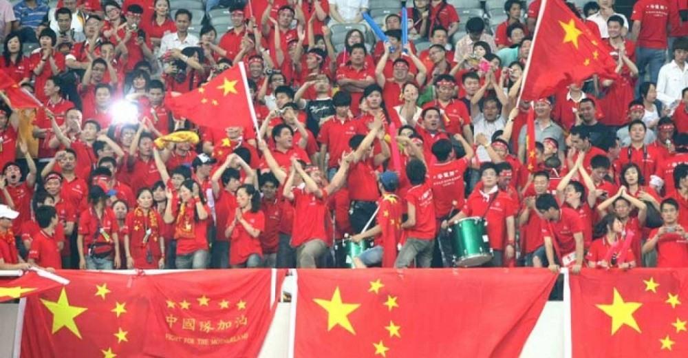 Китайцы едут на Чемпионат Мира