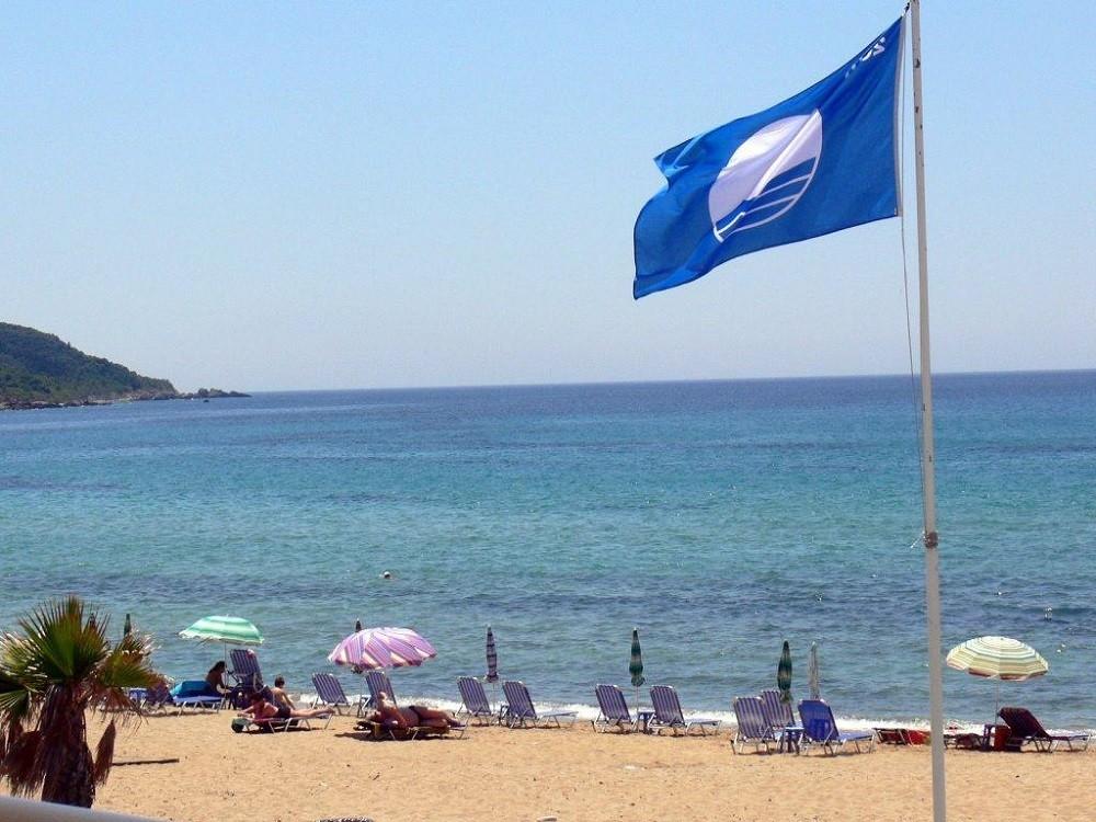 Голубой флаг для пляжей Сочи