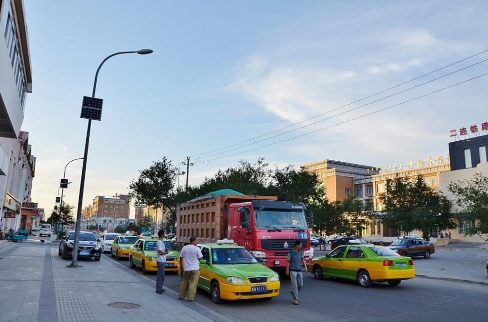Местное такси