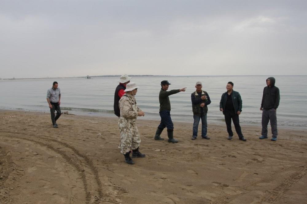 Казахи развивают туризм