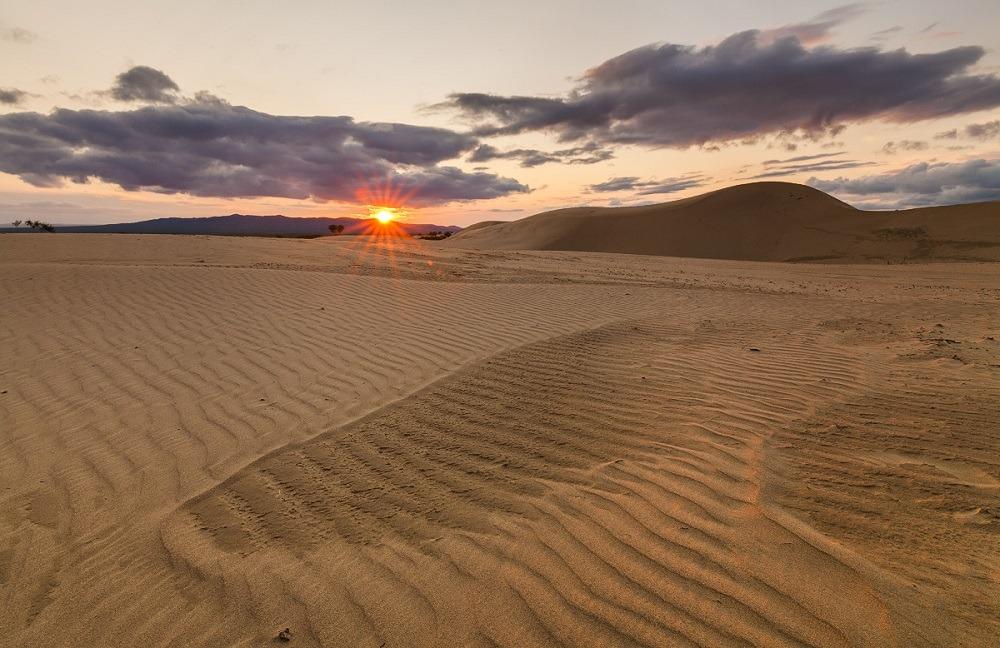 Пески и тишина Гоби
