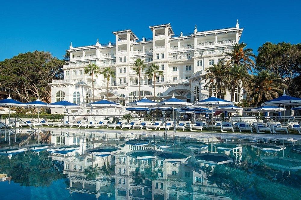 Gran Hotel Miramar.