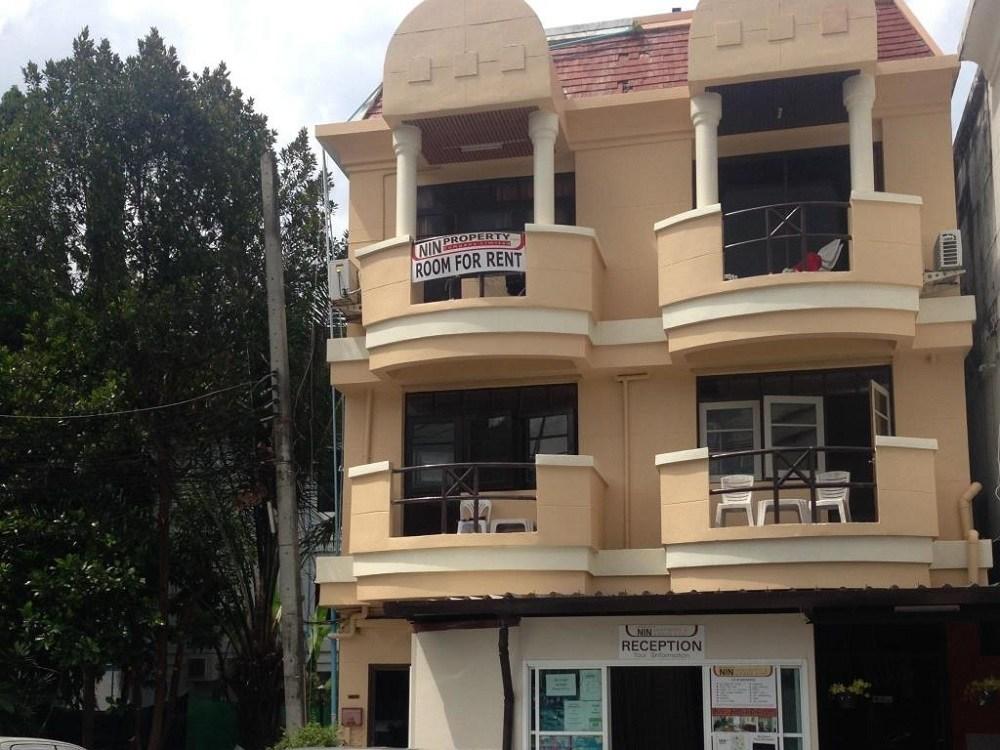 отель Nin Apartments
