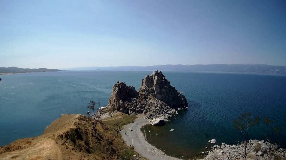 На Байкале откроют общественный пляж