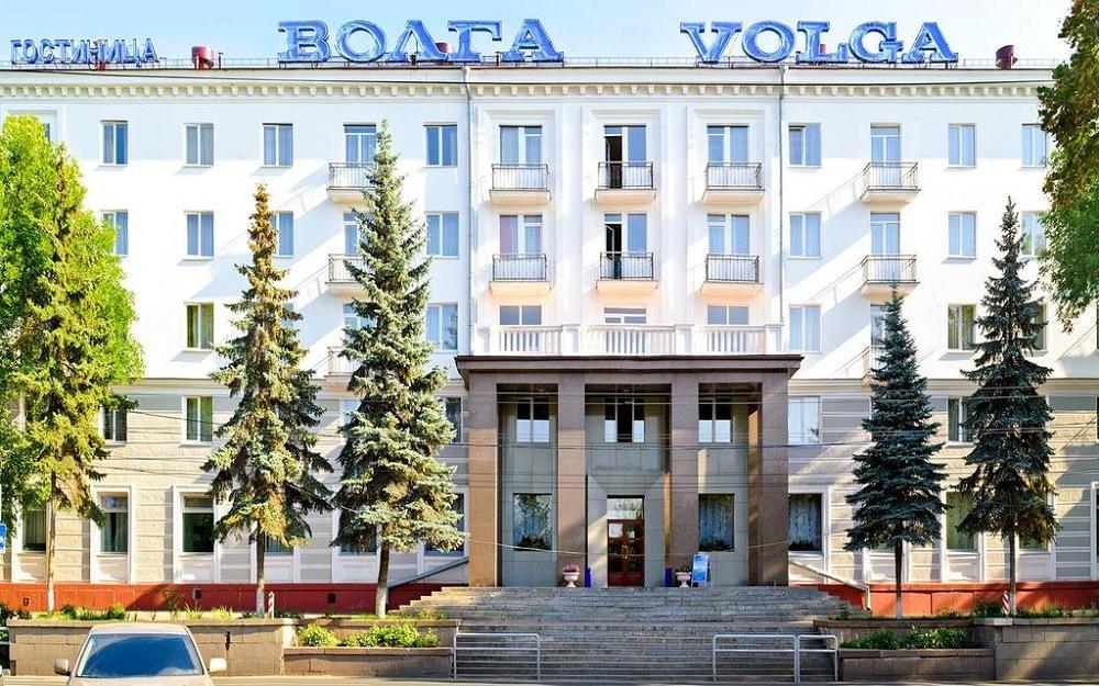 Гостиница Волга Самара