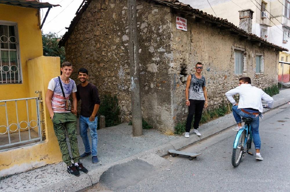 Албанская улица
