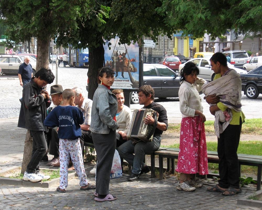 Албания цыгане