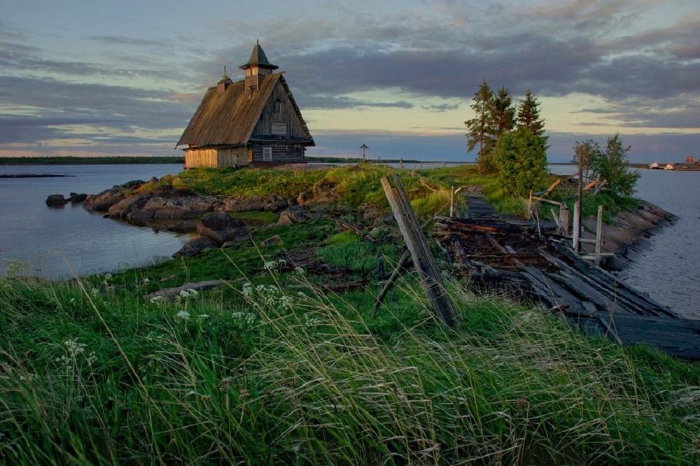 Новый маршрут по Соловецким островам