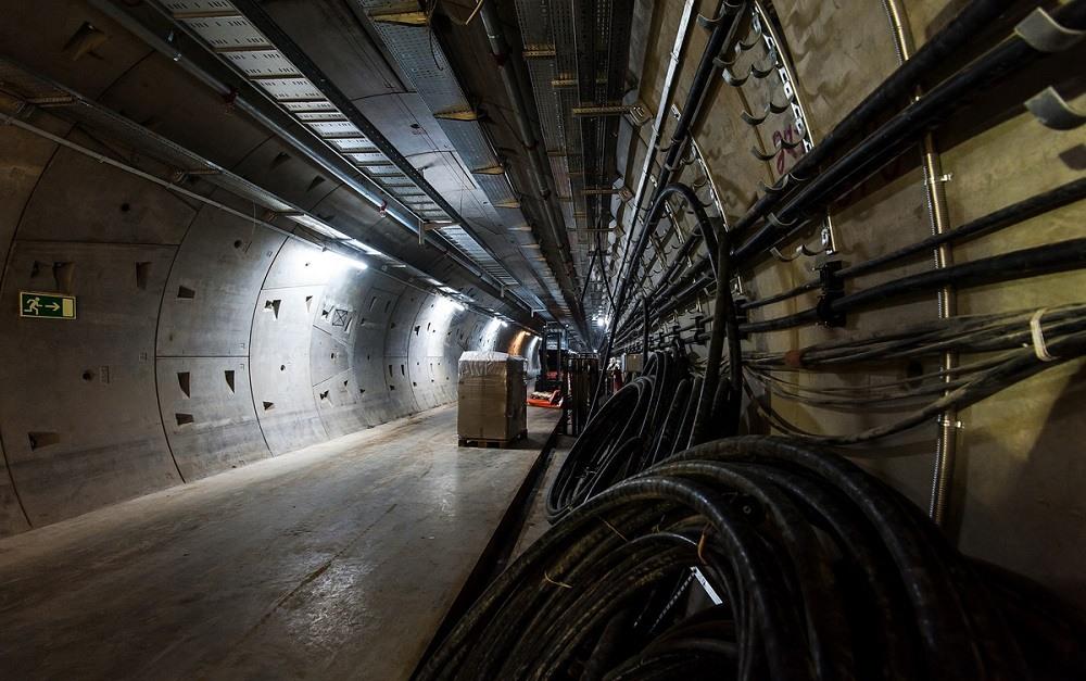 Межтерминальный туннель