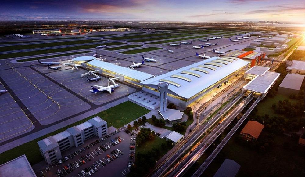 Новый терминал Шереметьево
