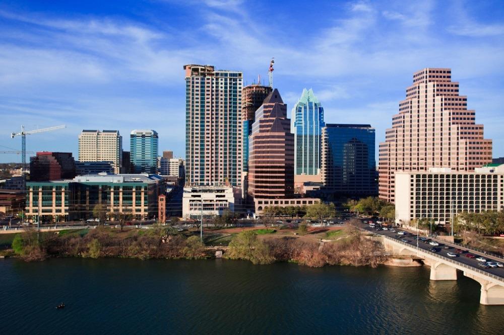 Техаский город