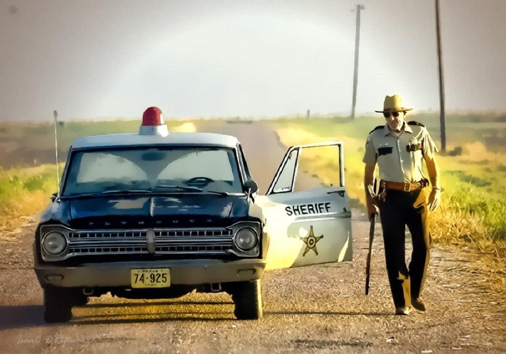 Техас шериф