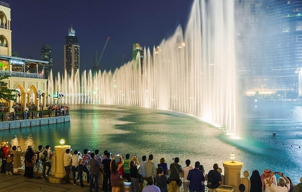 Дубай увеличивает поток туристов