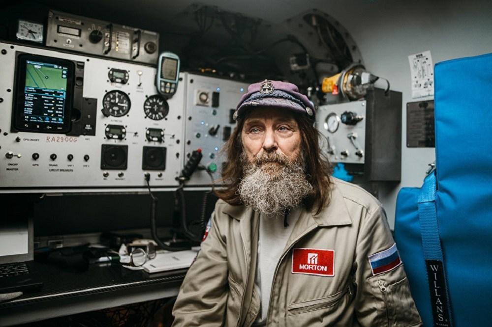 Федор Конюхов готовит новый рекорд